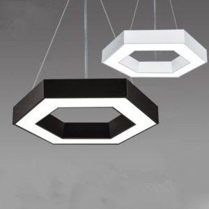 Κρεμαστά φωτιστικά LED Αλουμινίου