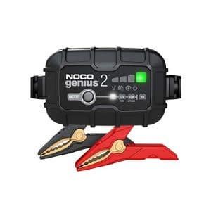Φορτιστής Μπαταριών Noco Genius2EU 6V/12V 2A