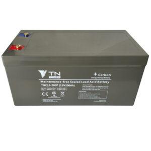 Μπαταρία Μολύβδου-Άνθρακα Βαθειάς Εκφόρτισης Tianneng TNC12-200