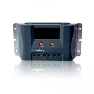 Ρυθμιστής Φόρτισης Lumiax PWM Max20-EU 20Ah 12/24V