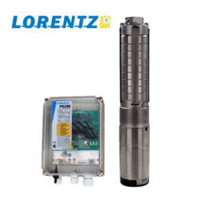 Αντλία Νερού Φωτοβολταϊκών Lorentz PS2-150 C-SJ5-8
