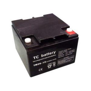 TC TM12-26 26AH 12V