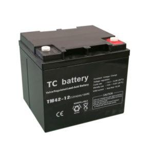 TM12-42 42AH c10 12V