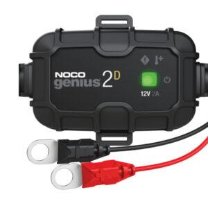 Φορτιστής Μπαταριών και Συσκευή Συντήρησης Noco-Genius2DEU